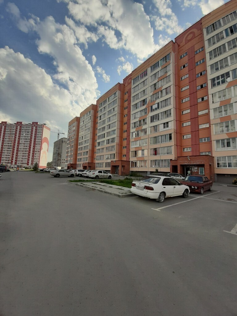Дмитрия Шмонина, 6, 1-комнатная квартира